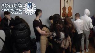 Madrid pone el foco en los pisos turísticos para frenar las fiestas ilegales