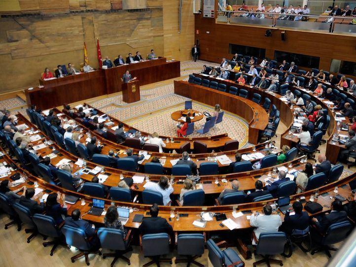 Servicios jurídicos de la Asamblea analizan si pueden debatirse dos dictámenes de Avalmadrid
