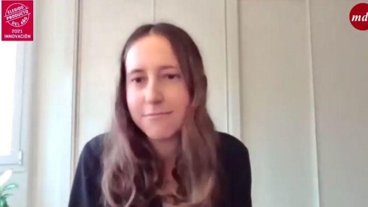 Natalia Sánchez de León, directora de cuidados del Hogar de Procter&Gambie: