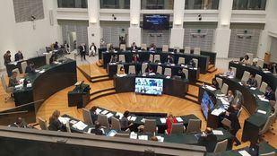 Madrid repite incapacidad para aprobar una declaración conjunta por el 8-M