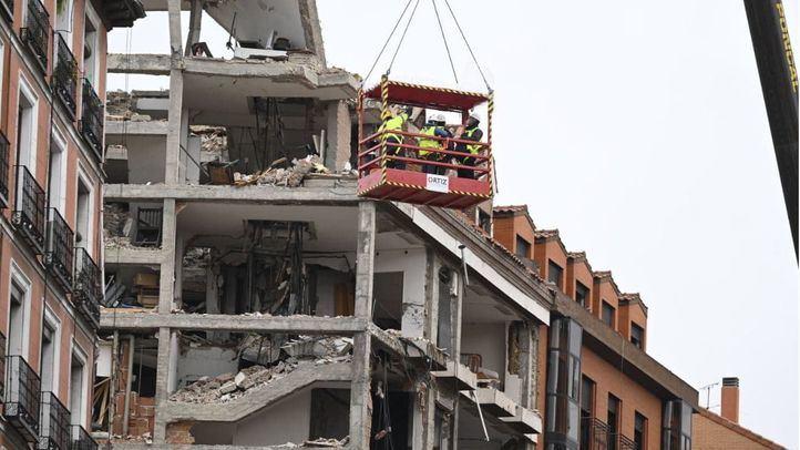 El juez archiva la investigación sobre la explosión de la calle Toledo al considerarla