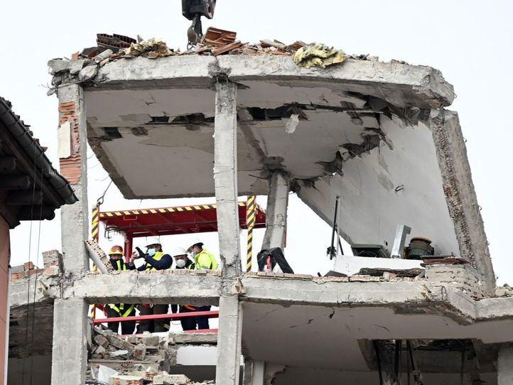 El juez archiva la investigación sobre la explosión de la calle Toledo al considerarla 'accidental'