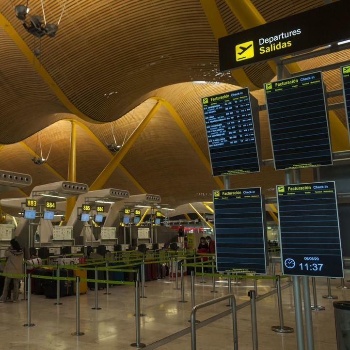 La pandemia obliga a retrasar tres años la ampliación del Aeropuerto Adolfo Suárez Madrid-Barajas