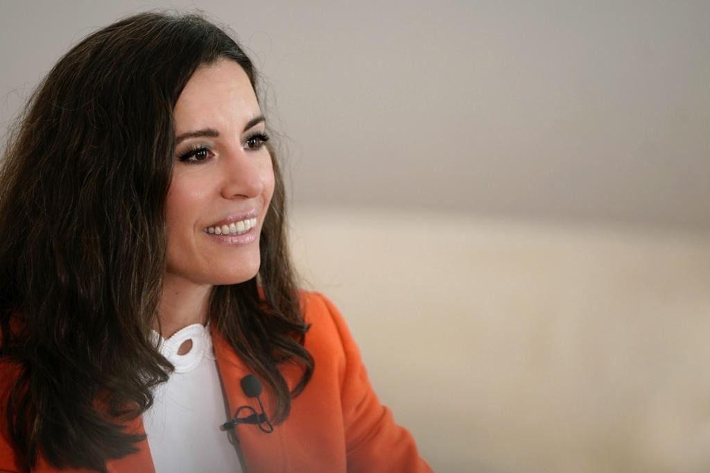 """Eugenia Carballedo, sobre una fusión PP y Cs: """"Estará bien todo lo que sea entendernos entre el centro-derecha"""""""