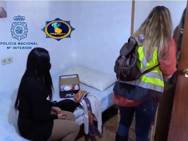 Liberadas cuatro mujeres que eran explotadas sexualmente en Alcalá de Henares