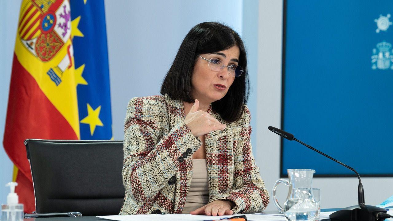 Darias rechaza la celebración de manifestaciones por el 8-M este año