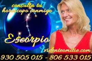Escorpio hoy debes estar atento a tu intuición y a las señales divinas