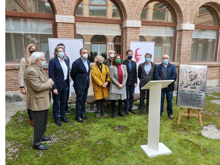 """Concejales de Más Madrid defienden la figura de Largo Caballero y """"cuidar la democracia"""" de la provocación"""