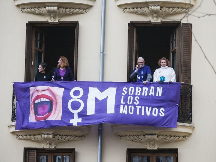Habrá una concentración feminista el 8-M en Callao con aforo reducido a 250 personas