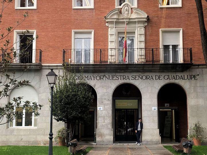 Una fiesta en una discoteca, origen de un brote de Covid en el Colegio Mayor Guadalupe