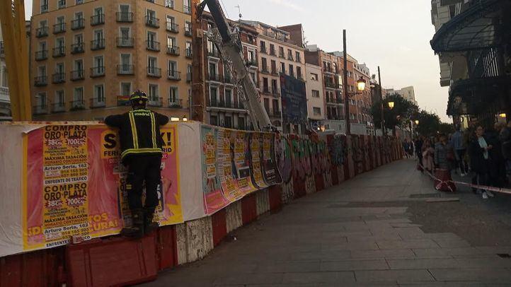 Las calles Montera y Arenal tendrán renovado su pavimento, más arbolado y nuevas farolas