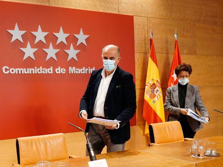 El toque de queda en Madrid se extenderá otras dos semanas más