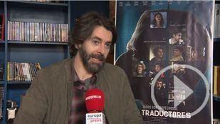 Eduardo Noriega vuelve a los cines con 'Los traductores'