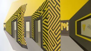 La exposición del Museo de las Ilusiones que juega con la percepción de los asistentes
