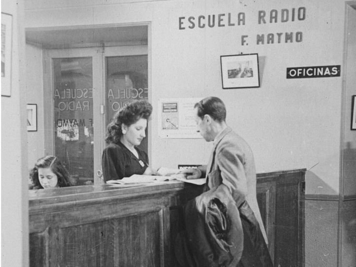 La radio que se hizo en Madrid entre los 40 y los 80, protagonista de una exposición virtual