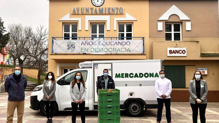 Mercadona donará diariamente alimentos a la CiudadEscuela Muchachos de Leganés