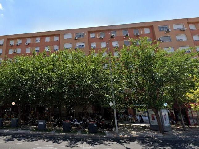 Número 86 de la Avenida Constitución de Torrejón de Ardoz, donde ha tenido lugar el apuñalamiento.