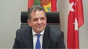 Ramón Jurado, alcalde de Parla
