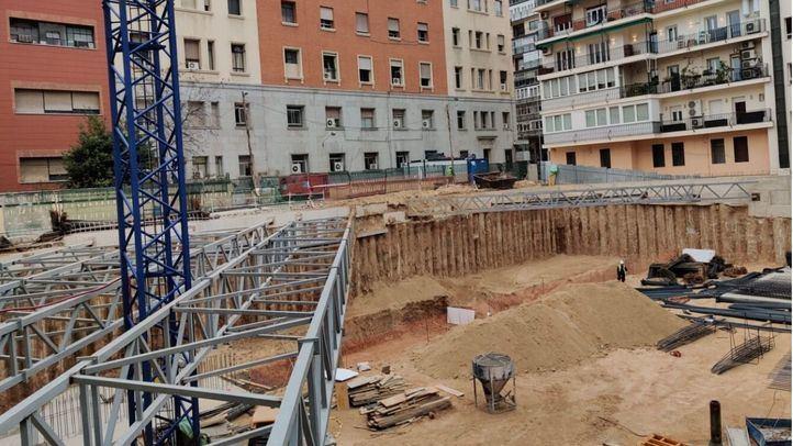 La nueva piscina cubierta de Cea Bermúdez estará finalizada antes de que acabe el año