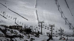 Cercedilla augura una 'pérdida importante' al no renovar la concesión de las pistas de esquí de Navacerrada