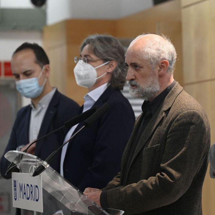 Los cuatro ediles elevan al Pleno preguntas sobre la situación jurídica de Más Madrid