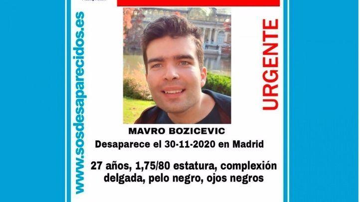 Localizado en Gargantilla de Lozoya el cadáver de un joven desaparecido