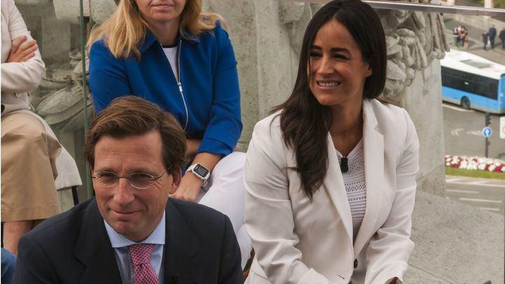 Almeida y Villacís, socios políticos y rivales deportivos en Onda Madrid