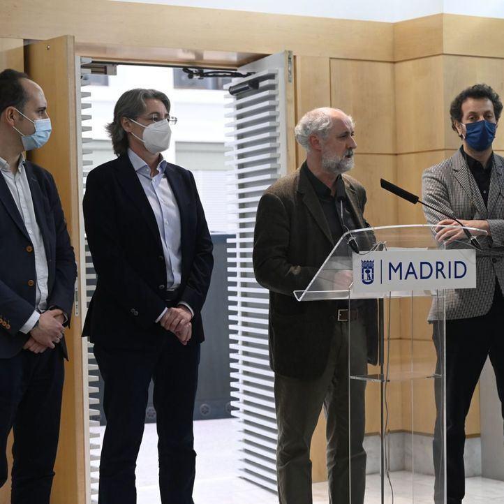 Cuatro ediles de Más Madrid se separan del grupo y forman 'Recupera Madrid'