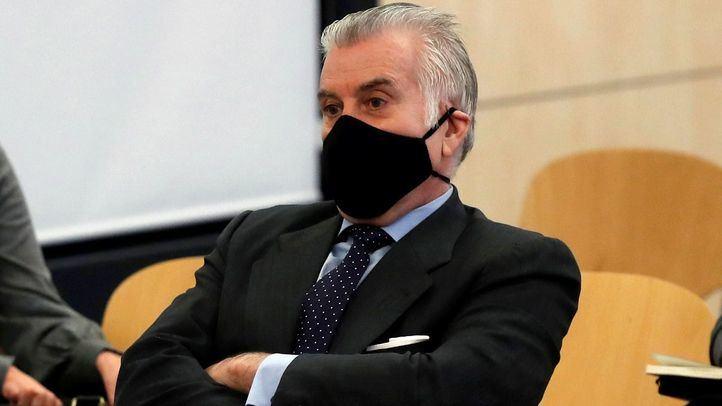 Bárcenas acusa al PP de Madrid de blanquear donativos que recibían en efectivo