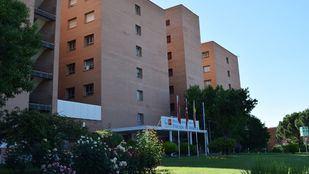 Hospital Príncipe de Asturias, en Alcalá de Henares.