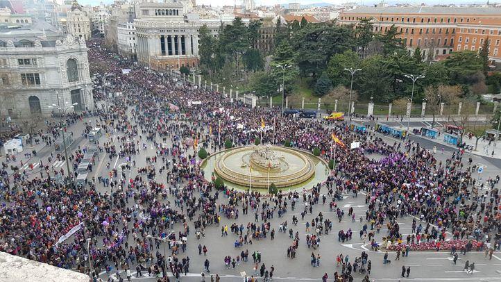 Un 8M polémico y sin manifestación en Madrid para celebrar el Día de la Mujer