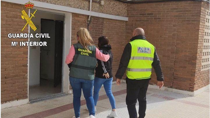 Cae en Torrejón un grupo criminal formado por la banda latina Forty Two