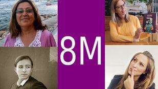 8M : Cuatro mujeres #365