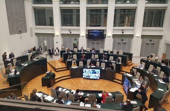 El Pleno del Ayuntamiento, pendiente de la resolución sobre 'quién es quién' en Más Madrid