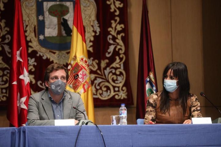 Almeida descarta una moción de censura en el Ayuntamiento