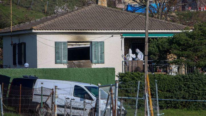 El supuesto asesino de El Molar tenía licencia de armas y dos escopetas en el chalet