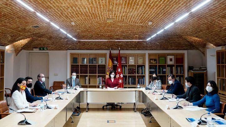 La Junta de Portavoces acuerda suspender el Pleno de este jueves