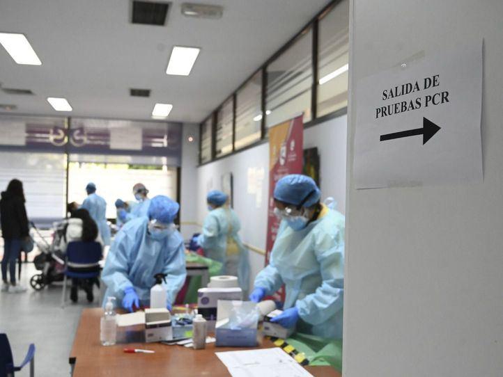 Mejoran los datos de contagios e ingresos, pero aumentan los fallecidos por Covid en hospitales