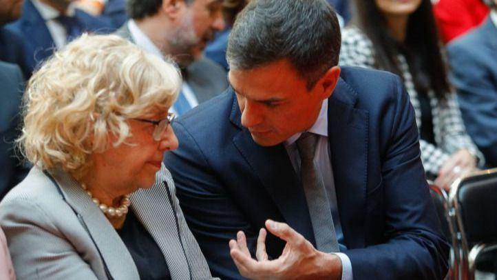 Carmena, el rumor del momento: ¿candidata sorpresa del PSOE en las elecciones madrileñas?