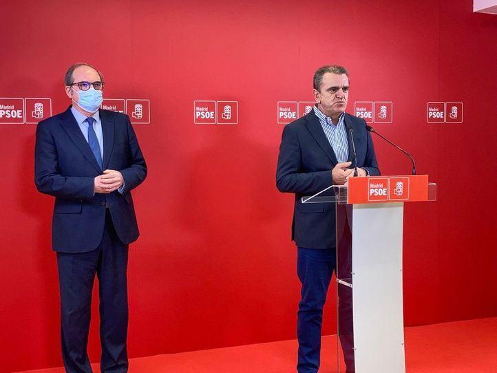 El PSOE frena los rumores sobre Robles y Carmena: Gabilondo, candidato en Madrid