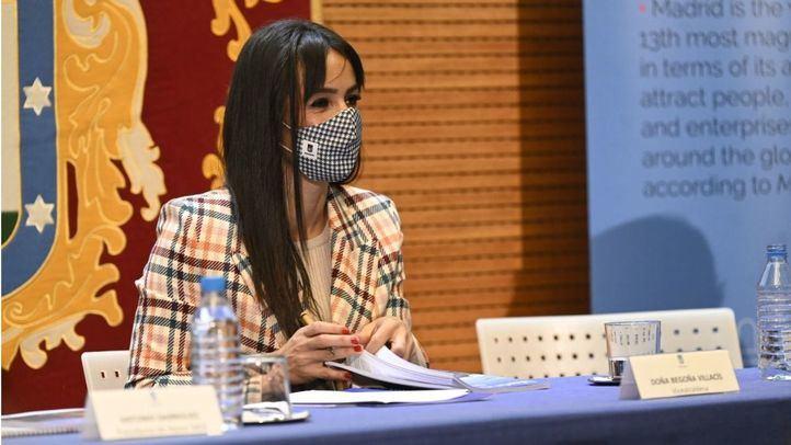 Villacís destaca el trabajo 'impecable' de Aguado, pero no lo confirma como candidato
