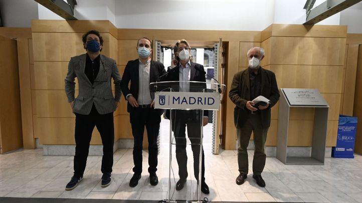 Suspendida la decisión de Más Madrid de apartar de comisiones a los cuatro ediles de 'Recupera Madrid'
