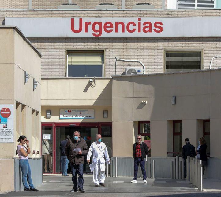 La presión hospitalaria por la Covid se reduce un día más en Madrid
