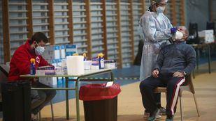 Los test de antígenos llegan este lunes a otras cinco zonas básicas de salud