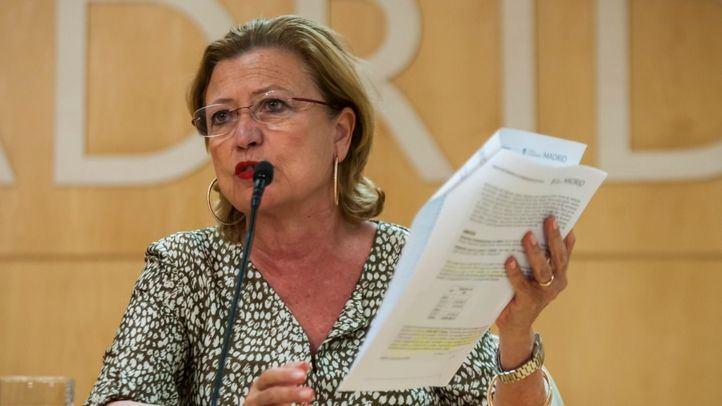 Paloma García: 'La Plaza de España será el epicentro turístico de Madrid'