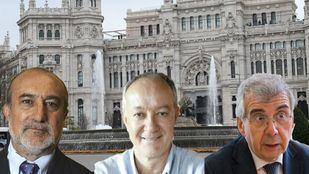 Los Cronistas de la Villa, Ángel del Río, Antonio Castro y Pedro Montoliú