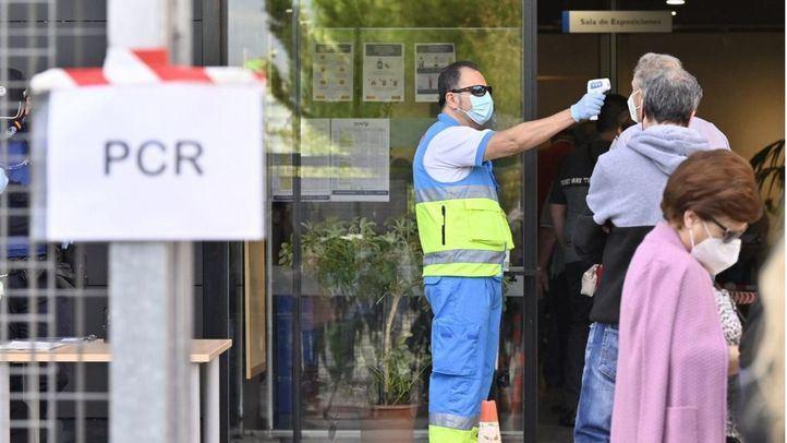 Caen en picado los nuevos positivos Covid en Madrid: diagnosticados solo 45 en las últimas 24 horas