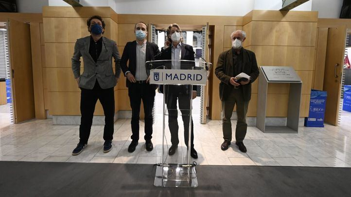 Recupera Madrid lamenta que Más Madrid no acepte presentarse a las elecciones junto a Iglesias