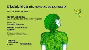 Raúl Zurita, Mario Obrero, Versonautas y Guasa Decimal, en Ámbito Cultural por el Día de la Poesía