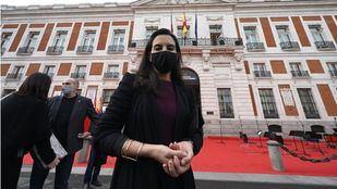 Rocío Monasterio, líder de Vox en Madrid